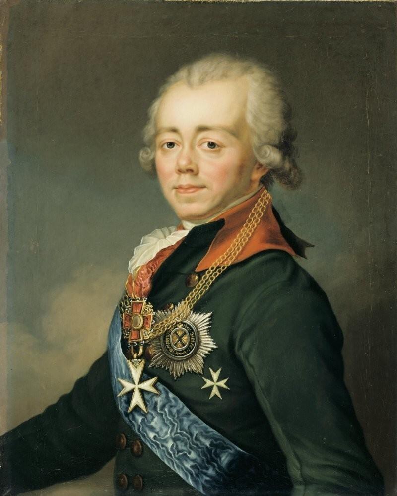 Павел I Петрович — 166 см