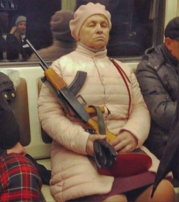 35 людей из метро, которых сложно забыть