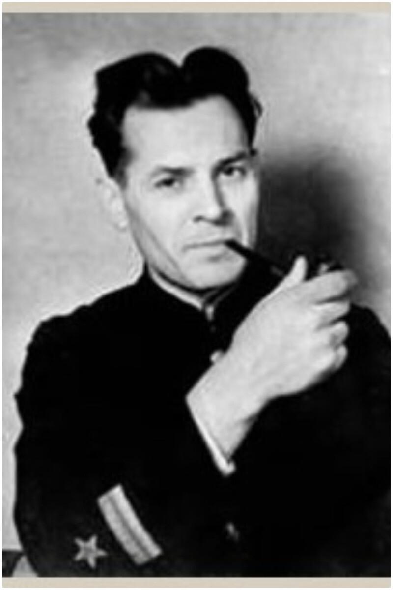 Иван Максимович Семёнов (1906—1982)