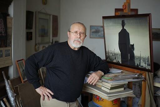 Сергей Александрович Алимов (1938 - 2019)