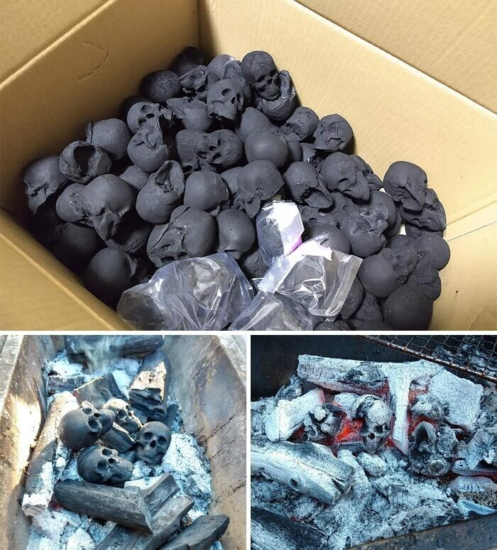 Уголь для мангала эстетов