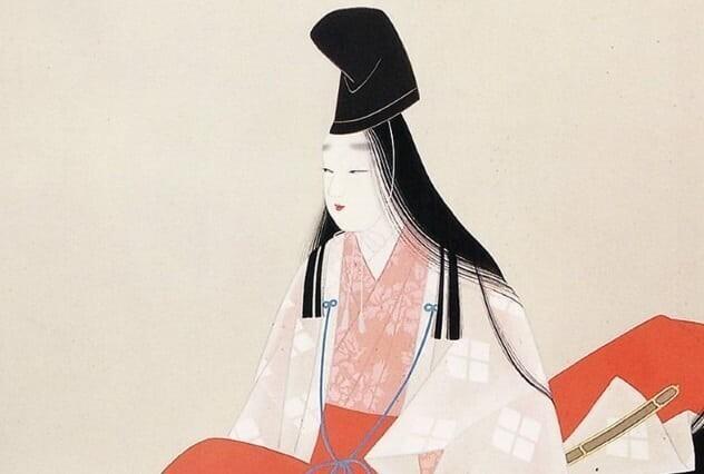 Предшественниками гейш были женщины, которые одевались мужчинами