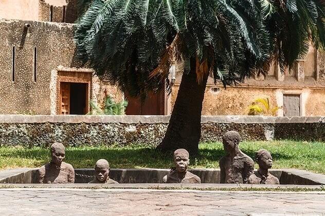 10. Рабы теряли связь с африканскими корнями