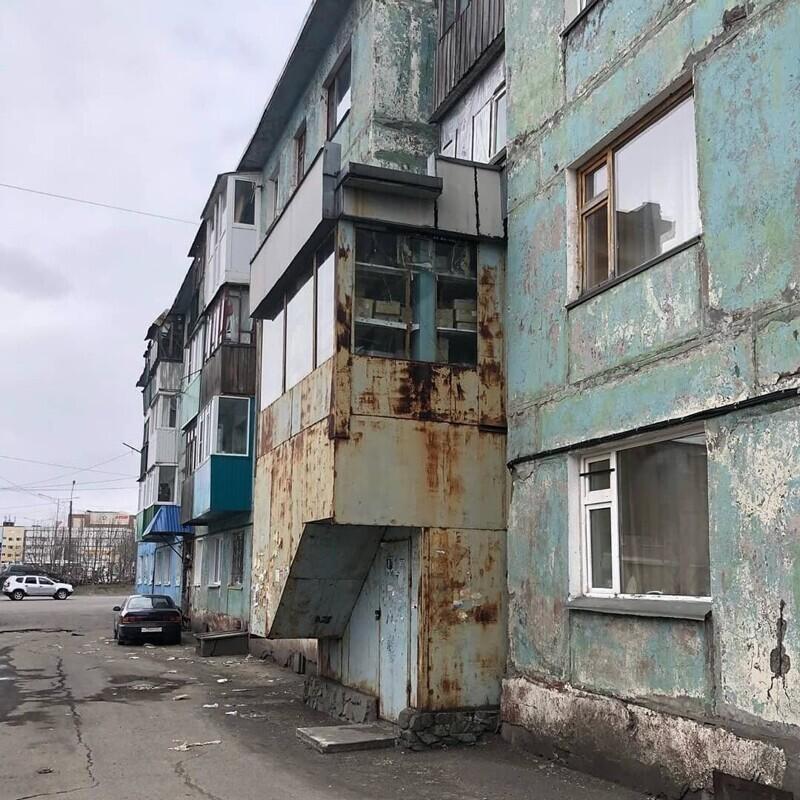 11. Ох уж эта советская архитектура