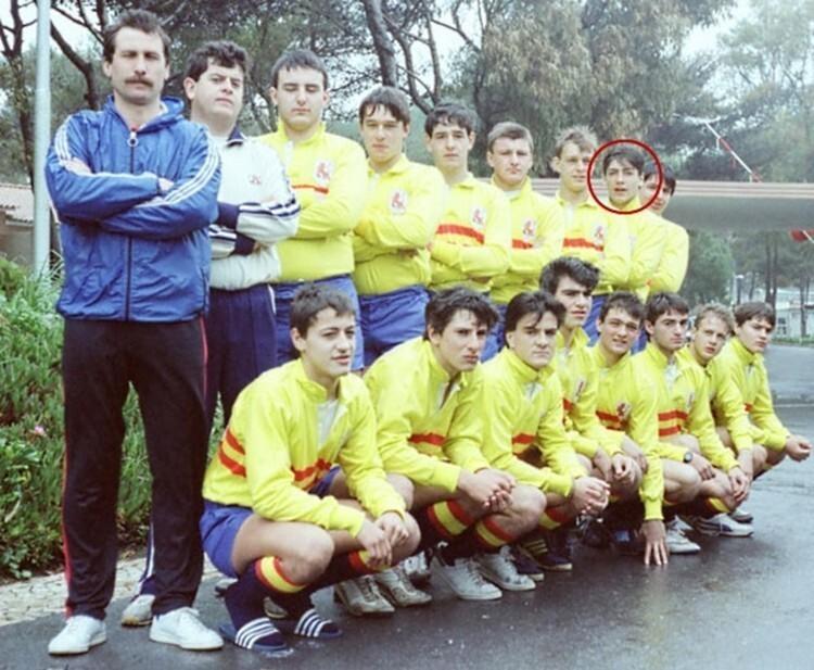 В молодости Хавьер Бардем выступал за молодежную сборную Испании по регби