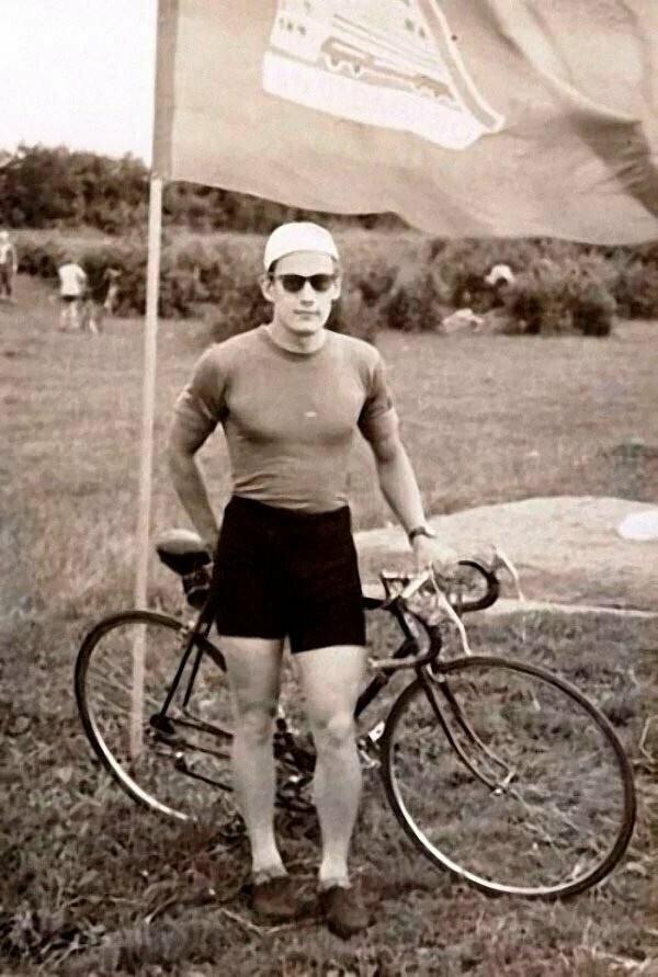 Мастер спорта, член сборной СССР по велоспорту, Алан Чумак