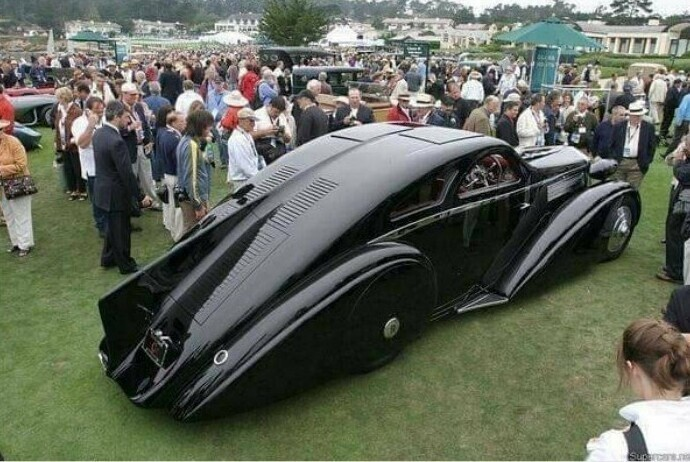 Rolls-Royce Phantom 1925 года выпуска