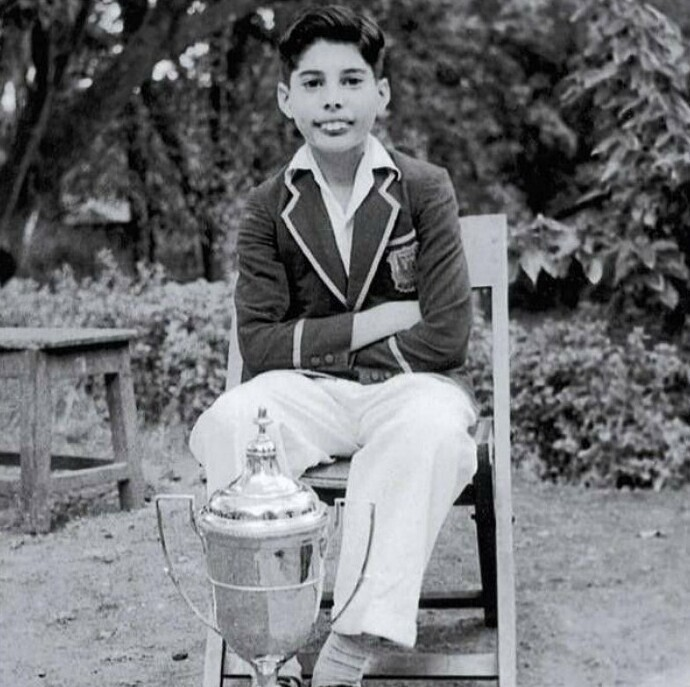 Фредди Меркьюри, 1958