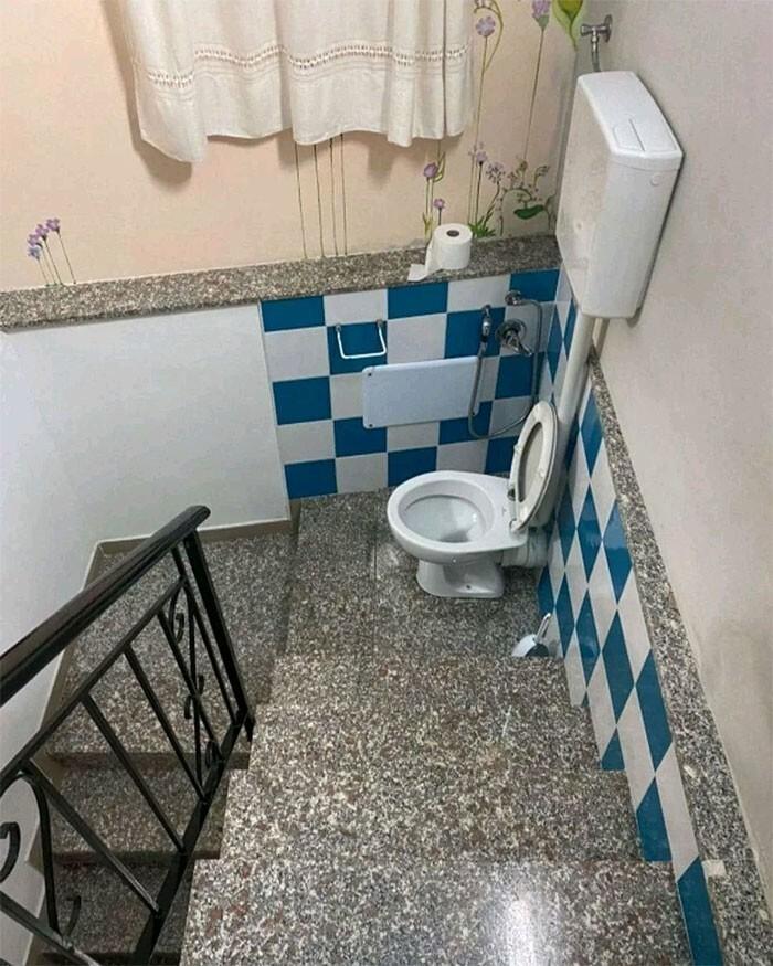 29. Туалет экстраверта