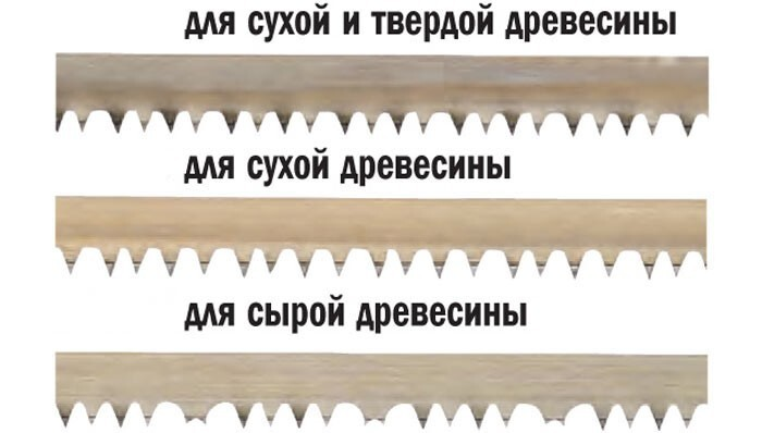 Ножовки и зубья