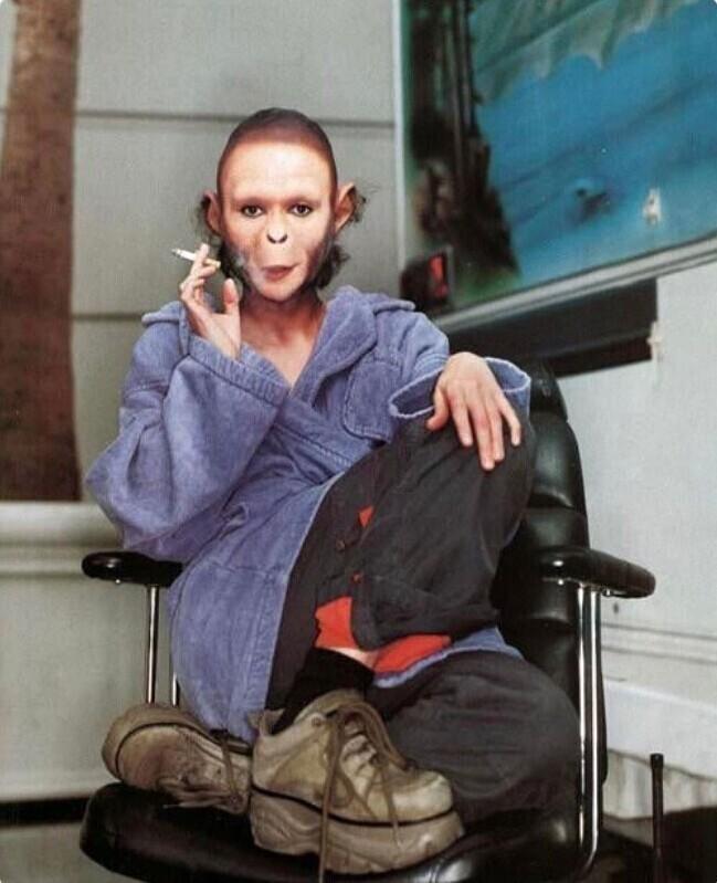 """22. """"Планета обезьян"""" (2001)"""