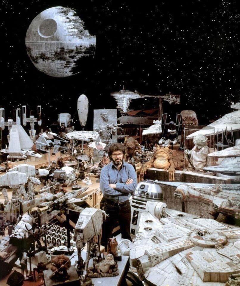 Вселенная Джорджа Лукаса, 1984 год