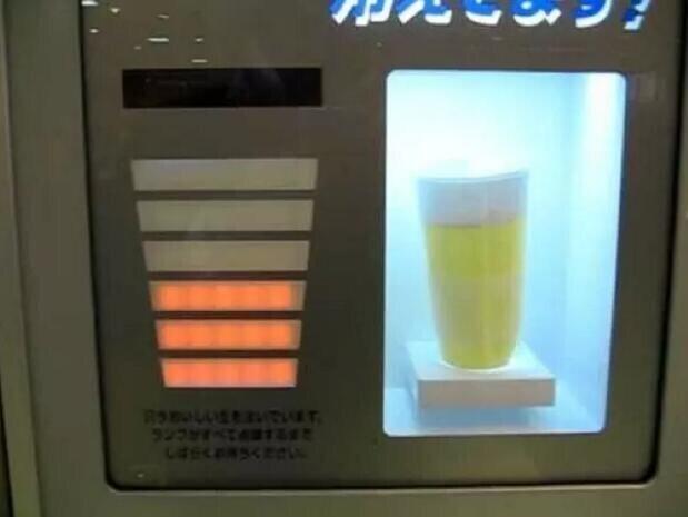 Автомат с разливным пивом