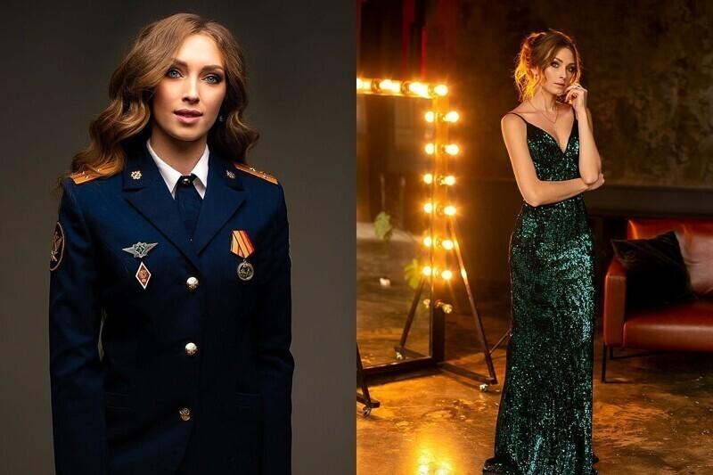 Анастасия Околелова, сотрудник УФСИН по Самарской области