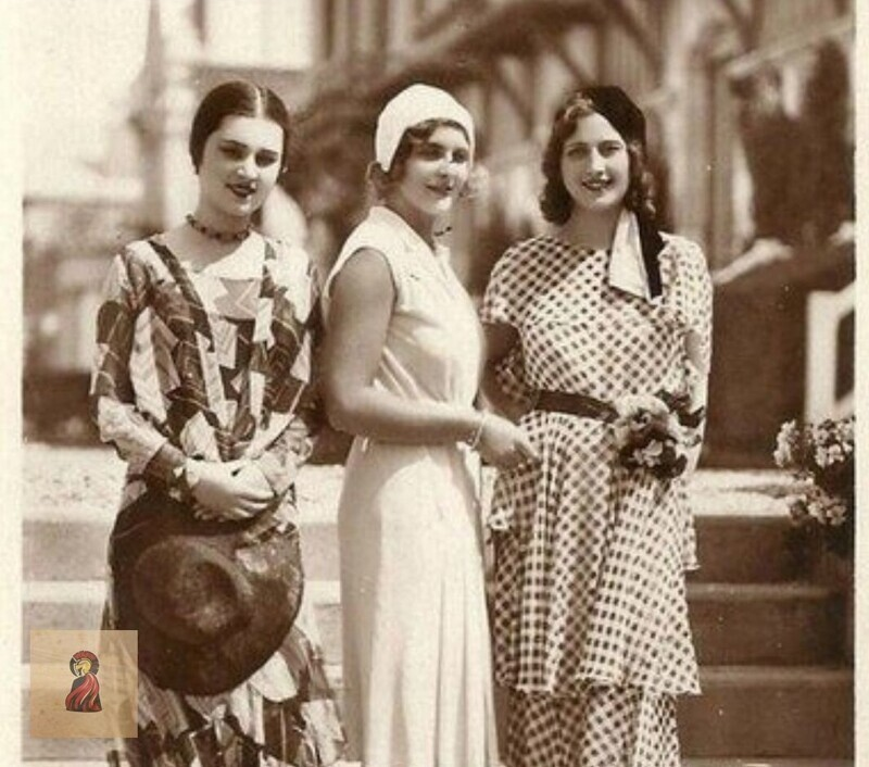 20 архивных снимков, к которым требуются пояснения