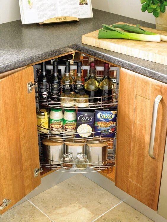 25 подсказок для обустройства идеальной кухни