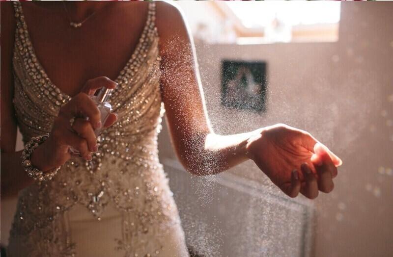 """Она восприняла правило """"Все для невесты"""" слишком буквально"""