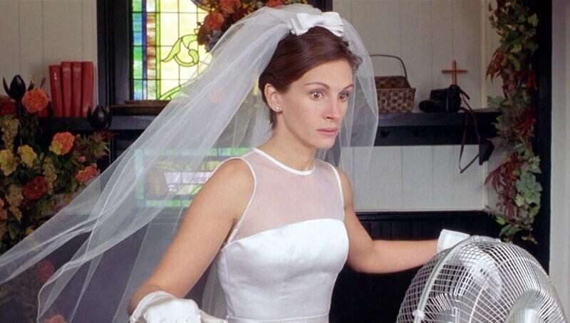 Невеста не могла придумать более качественный отмаз?