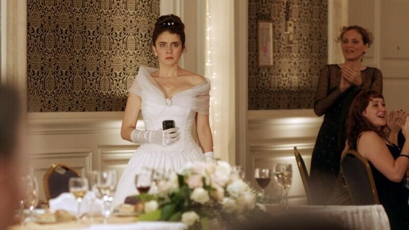 Бедная невеста...
