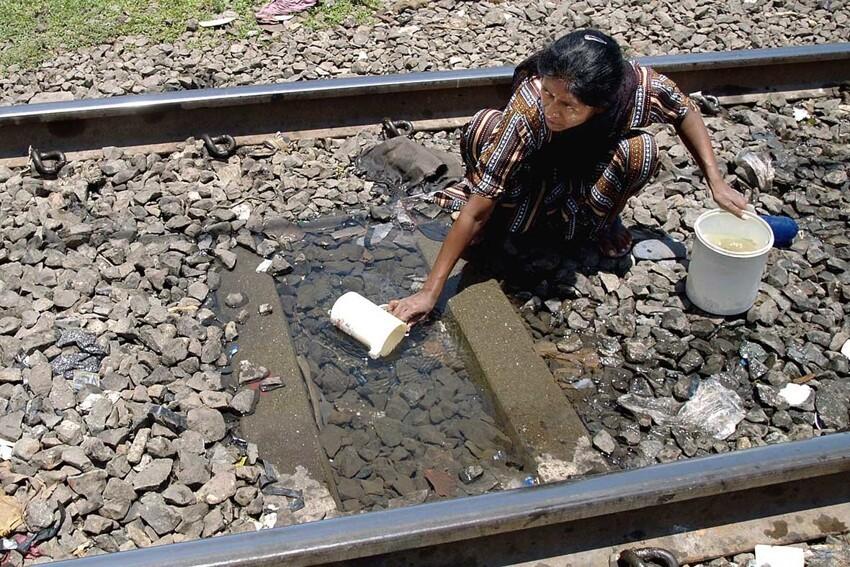 Мировая проблема - дефицит питьевой воды