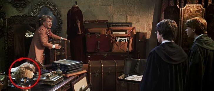 "7. ""Гарри Поттер и Тайная комната"""