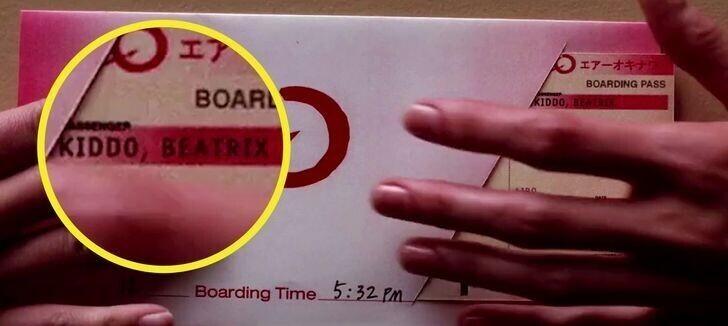 """12. """"Убить Билла. Фильм 1"""""""