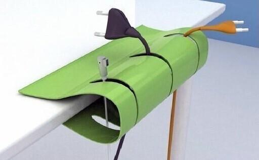 Гибкий органайзер для шнуров