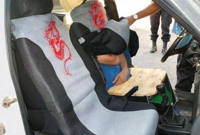 Индивидуальный массажист для водителя