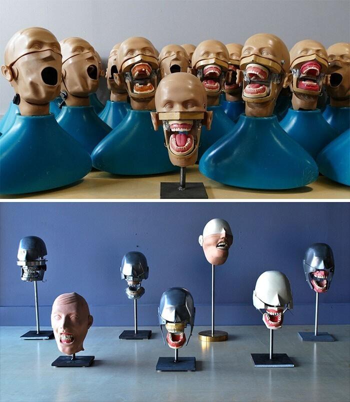 Тренажеры для будущих стоматологов