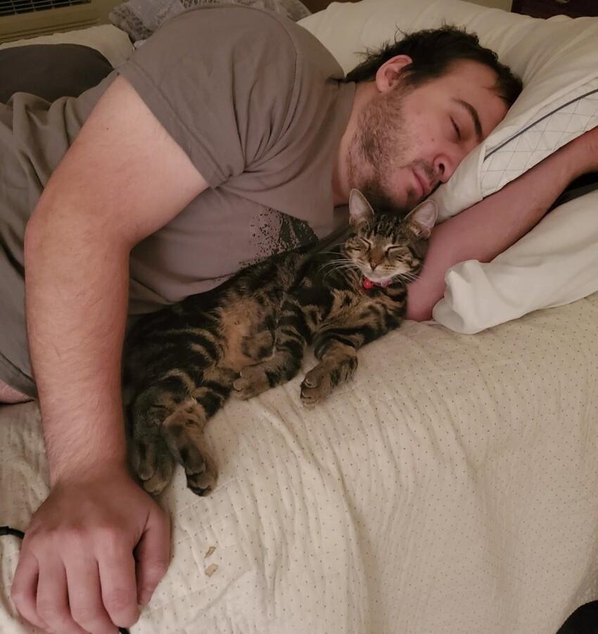 Она спит только с моим мужем