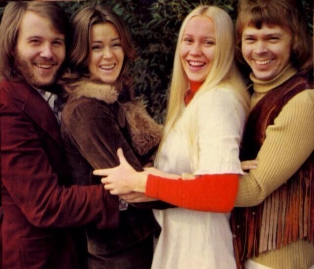 15. ABBA. Осень 1972 г.