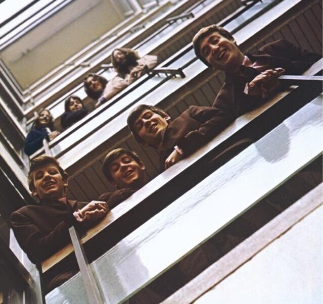 The Beatles в 1962 и 1969