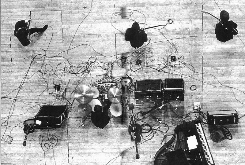 Выступление The Beatles во Дворце спорта, Франция, июнь 1965