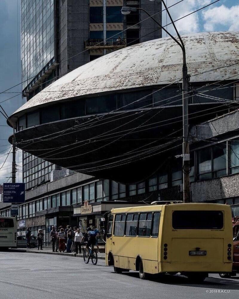 Брутализм: стиль городской архитектуры СССР