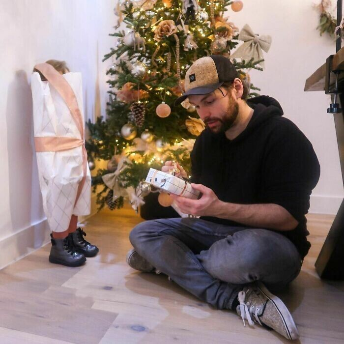 Рождественские подарки почти готовы