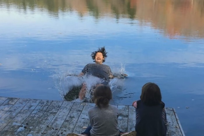 8. Заведи детей, говорили они, в старости подадут тебе стакан воды, говорили они…
