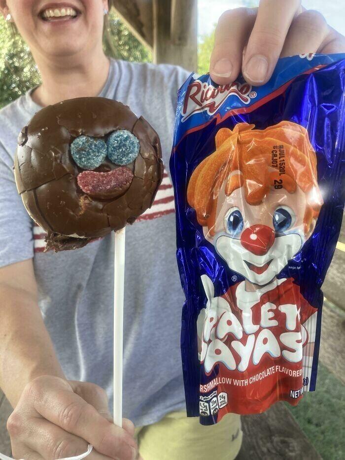 Не зря я всегда боялся клоунов