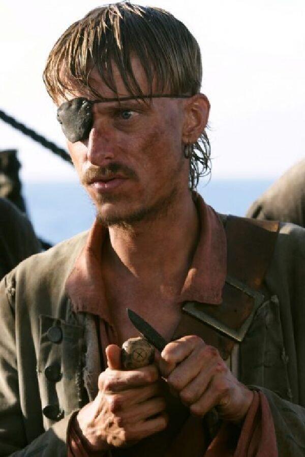 8. Пираты и повязки на глаз