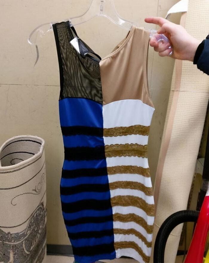 Платье с распродажи