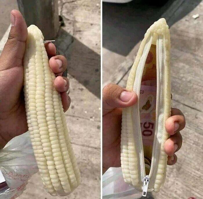 У Ивана Кузина - большая кукурузина