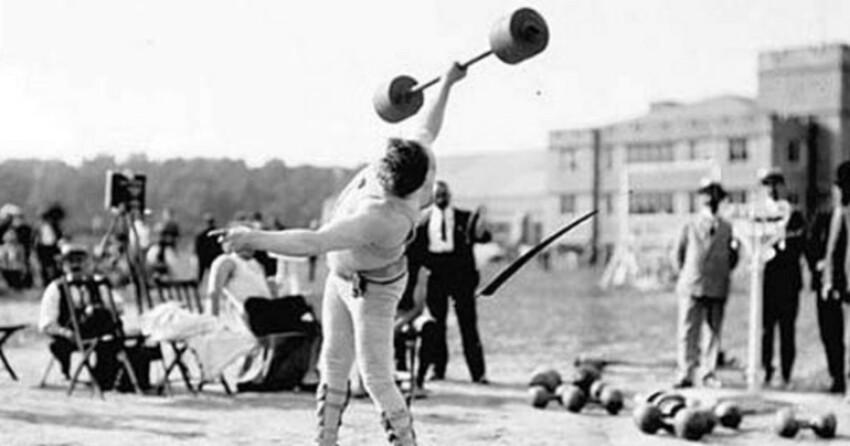 12 олимпийских состязаний из прошлого