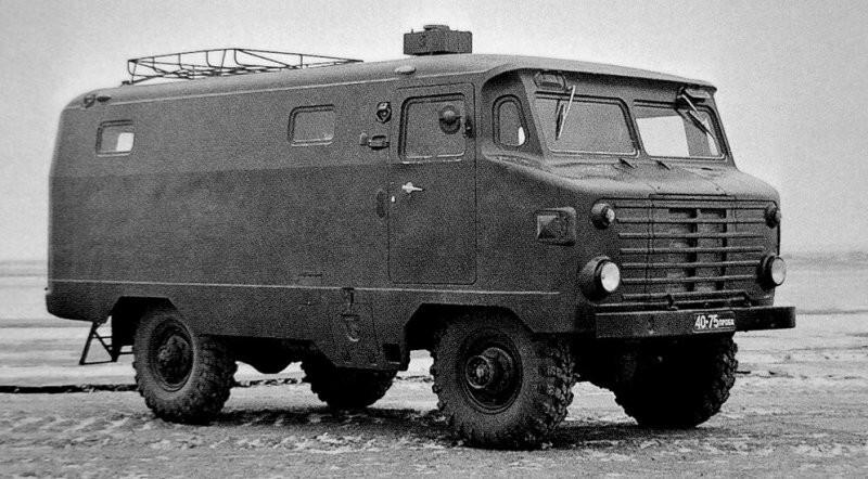 Автобус атомной войны