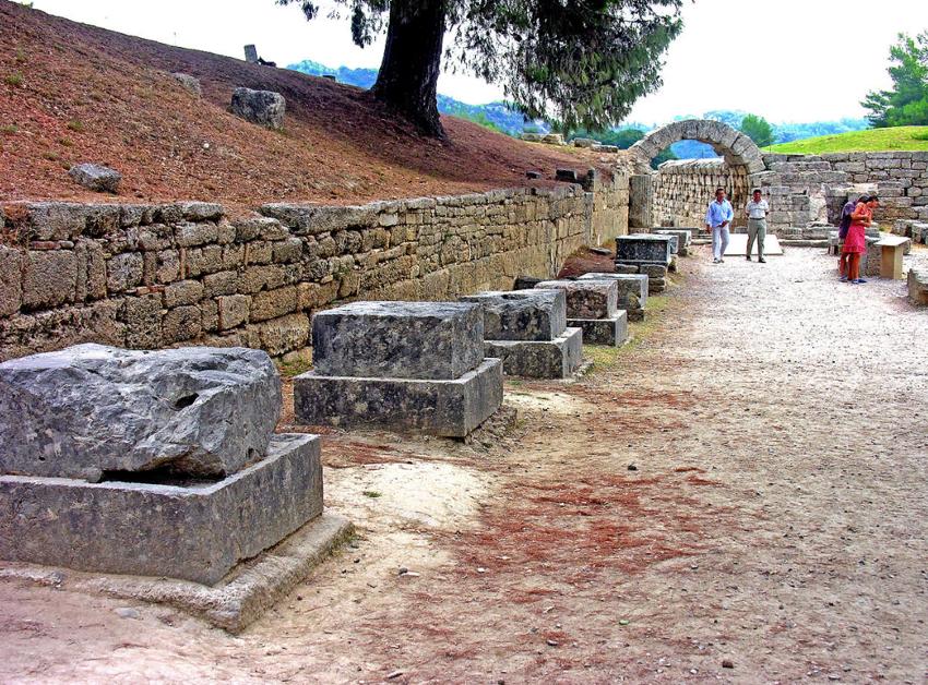 Олимпийские игры в Античности: как это было