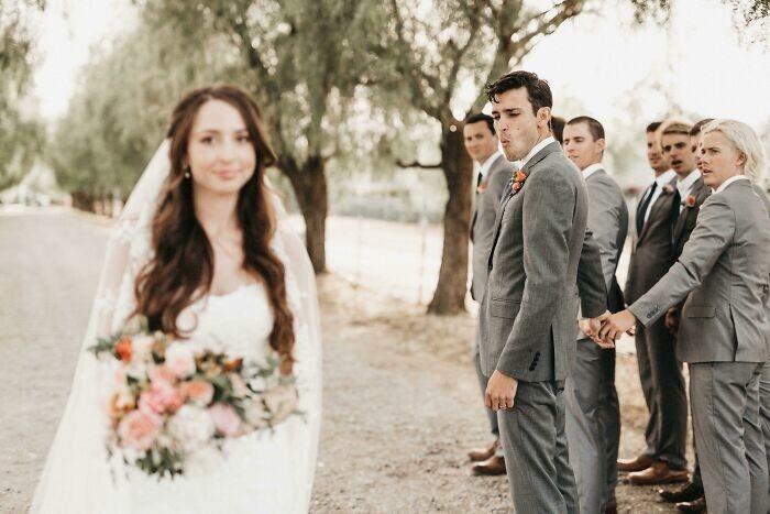 """28. """"Это фото – пик моей карьеры как свадебного фотографа"""""""