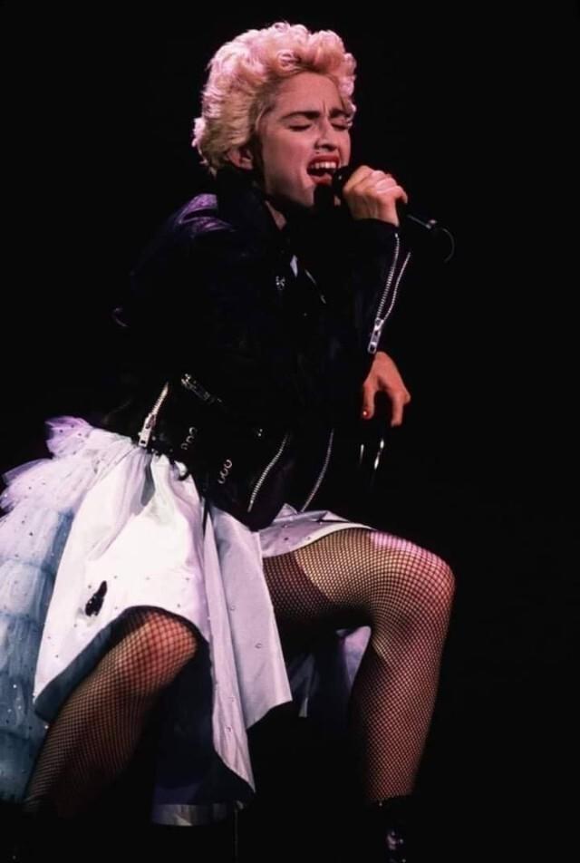 Как это было: выступления Мадонны в 80-х
