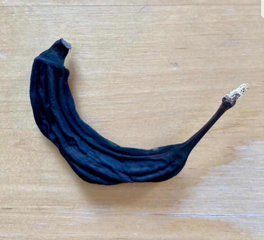 Этому банану пять месяцев