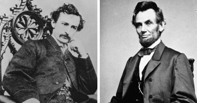 За несколько дней до известной геттисбергской речи в 1863 году, Авраам Линкольн увидел на одном представлении своего будущего убийцу - актера Джона Уилкса.