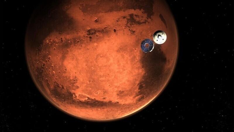 Одна из предлагаемых систем измерения времени на Марсе - дариский календарь. По нему марсианский год длится 668,5 марсианских дней. Неделя состоит из 7 дней, а месяц длится 27-28 дней