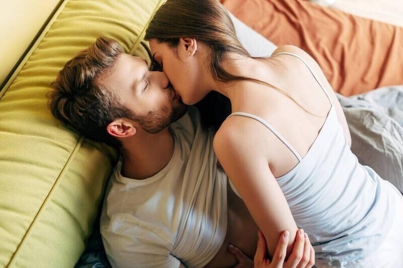 Во время секса вырабатывается в пять раз больше гормонов, чем при мастурбации