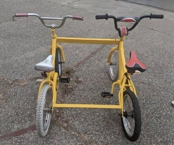 8. «Детский велосипед с сайта объявлений»
